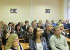 18 ноября в Карельском институте развития образования состоялся ежегодный семинар «Противодействие терроризму и экстремизму в образовательной сфере и молодежной среде»