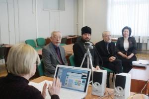 13 апреля состоялась видео-конференция для руководителей образовательных учреждений Сортавальского муниципального района по проблемам изучения комплексного учебного курс ОРКСЭ