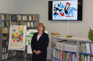 О городском семинаре для педагогов-библиотекарей