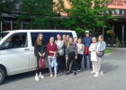 Поездка победителей республиканской олимпиады школьников по карельскому, вепсскому и финскому языкам 2019 года в Финляндию