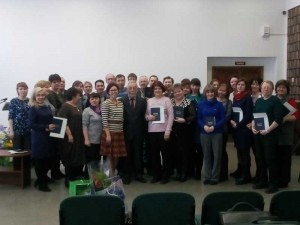 В Карельском институте развития образования вручили дипломы «Педагог профессионального образования»