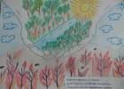 Конкурс рисунков и плакатов «Берегите лес»