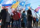 Работники Карельского института развития образования приняли участие в традиционном первомайском шествии и митинге