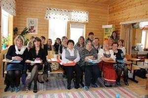 Итоги республиканского семинара «Культурно-историческое пространство карельской деревни как образовательный ресурс»