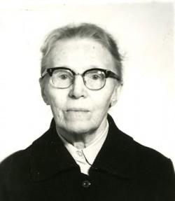 Раиса Николаевна Миролюбова. Вехи большой жизни (к 110-летию со дня рождения)